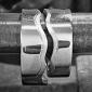 Egymást kiegészítő karikagyűrűk fehéraranyból