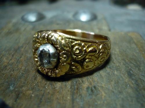 Az antik gyűrű