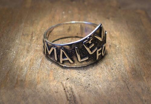 Malév Forever emlékgyűrű