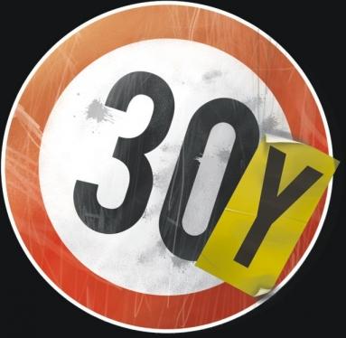 30Y logó
