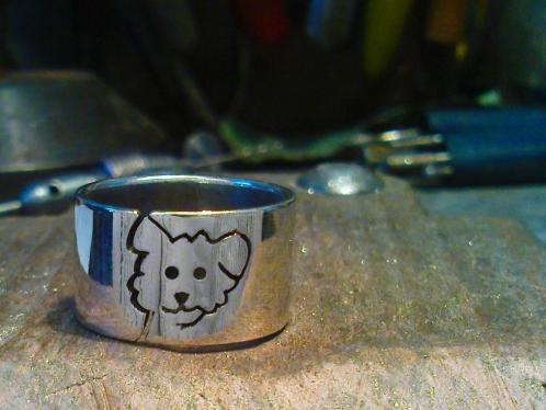 Kutyás gyűrű