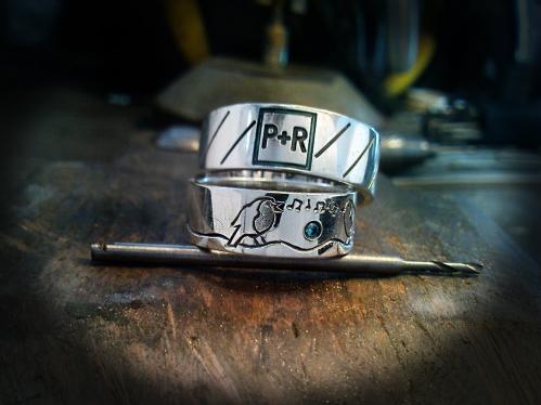 Páratlan páros karikagyűrű 2.