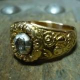200 éves antik gyűrű