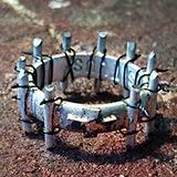 Hogyan készül a rózsafüzér gyűrű?