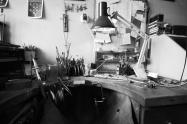 Az ötvös munkaasztala | Pálfy Ékszer