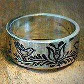 Egyedi ékszer: magyar népmesék gyűrű