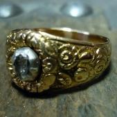 Ékszerjavítás - antik gyűrű