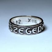 Emlékgyűrű: Szegedi Egyetem