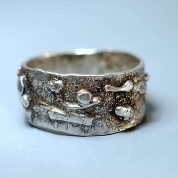 Harmatcsepp gyűrű