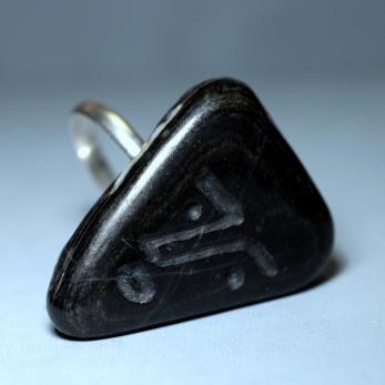 Kavics gyűrű 1