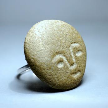 Kavics gyűrű 2