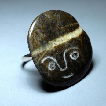 Kavics gyűrű 3