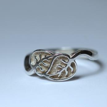Kétleveles gyűrű