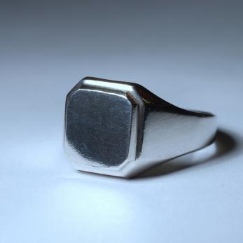 Lépcsős nyolcsarkos gyűrű