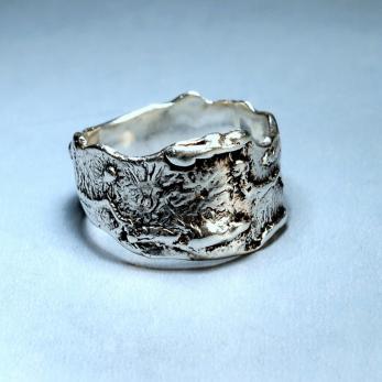 Olvadék gyűrű